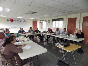 Kerigma para todos Reunión del Equipo Nacional de Nueva Evangelización y Kerigma